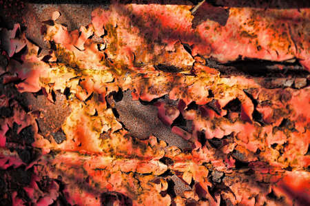 Grunge rusty metal texture  photo