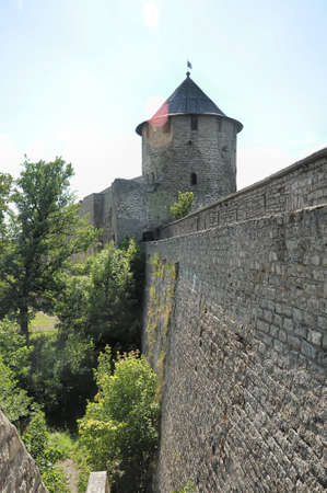 Russian fortress photo