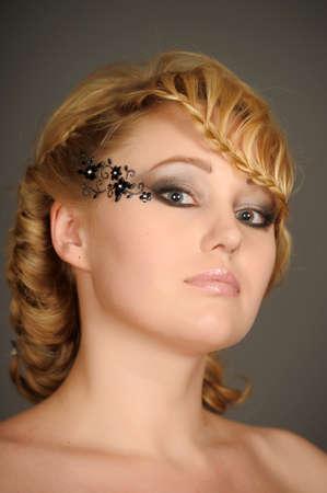 beautiful blonde portrait Stock Photo - 13503022