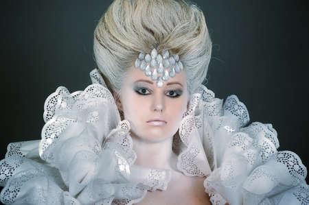 ice queen: Snow queen