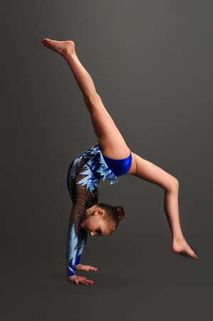 Gymnast Stock Photo - 13683991