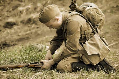 """seconda guerra mondiale: Lo scenario della ricostruzione militare e storico """"ultima battaglia"""" � dedicata alle battaglie maggio 12-13, 1945, con le parti tedesche che sono sfondando da Praga verso le forze alleate. Editoriali"""