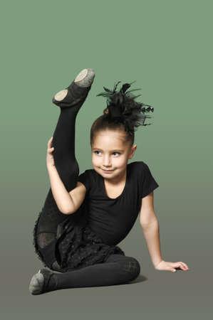 swans: Ni�a bailarina