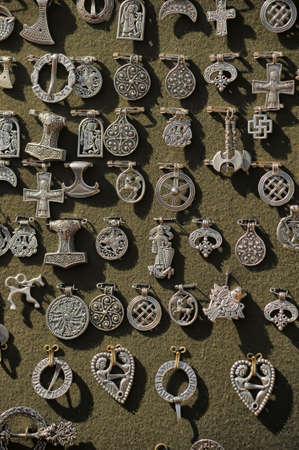 amulet: Medieval amulet