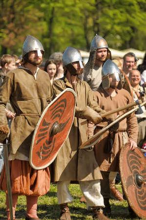 Historical Festival Legends of the Norwegian Viking, Russia, St. Petersburg