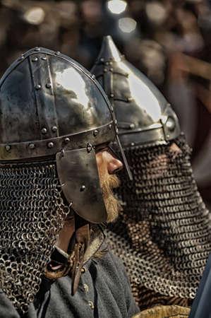 """vikings: Festival de l'histoire """"Legends of the Norwegian Viking,"""" la Russie, Saint-P�tersbourg"""