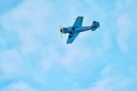 avenger: Reconstrucción de la Segunda Guerra Mundial, la aviación