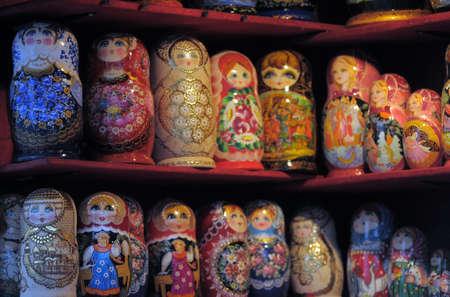 Nested dolls  Stock Photo - 14145666