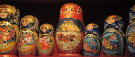 Nested dolls  Stock Photo - 14145659