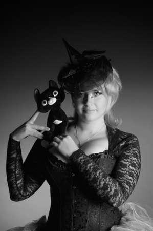 Halloween Witch Stock Photo - 14165635