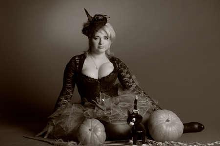 evildoer: Halloween Witch