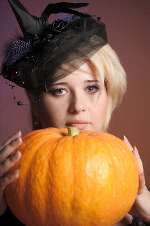 Halloween Witch Stock Photo - 14165640
