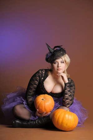Halloween Witch  photo