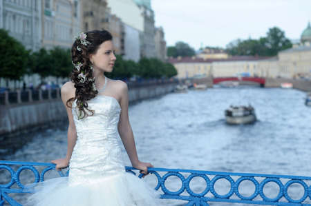 Young bride Stock Photo - 14403129