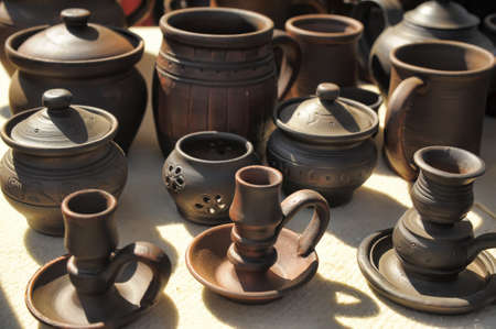 Pottery Stock Photo - 14403122