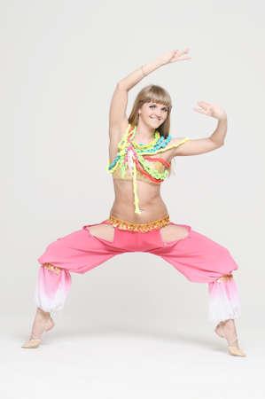 danse danseuse du ventre Banque d'images - 18260891