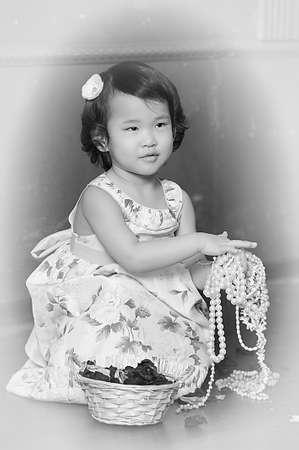 Asian girl Stock Photo - 15435010