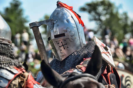 Festival of medieval knighthood  Stock Photo - 17914081