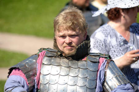 Festival of medieval knighthood  Stock Photo - 17914117