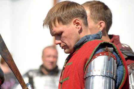 Festival of medieval knighthood