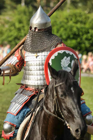 longsword: Festival of medieval knighthood  Russian fortress - 2012