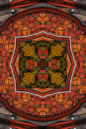 Traditional Russian pattern Stock Photo - 14994238