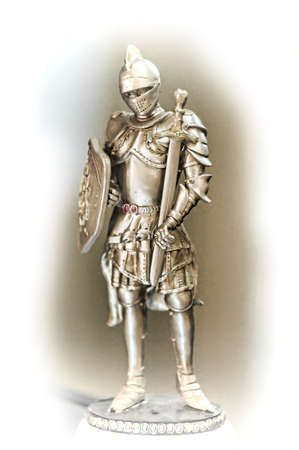 antique knight Stock Photo - 15034367