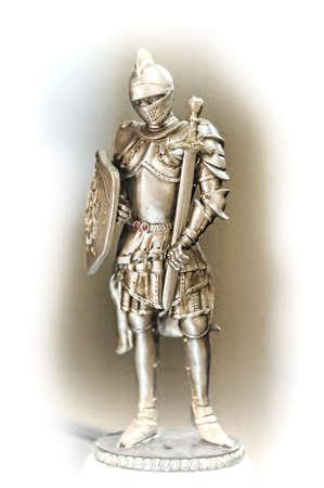 antique knight Stock Photo - 15034367