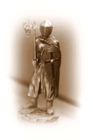 antique knight Stock Photo - 15034864