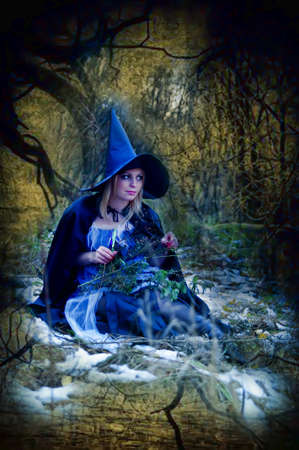 witch Stock Photo - 15144743
