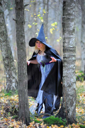 witch Stock Photo - 15148554