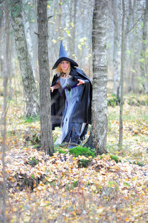 witch Stock Photo - 15148565