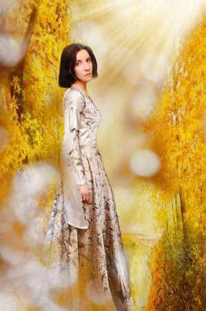 vestidos antiguos: Veces dama medieval