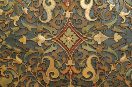 nineteen: Russo ornamenti in legno intagliato