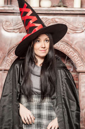 Halloween witch Stock Photo - 19000573