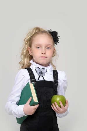 naivete: Little School Girl