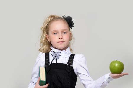 Little School Girl photo