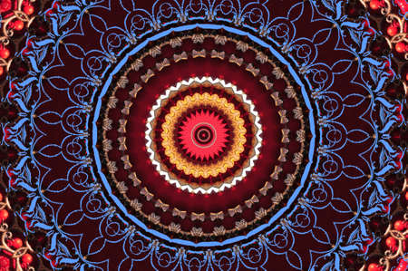 bourdeaux: oriental ornament