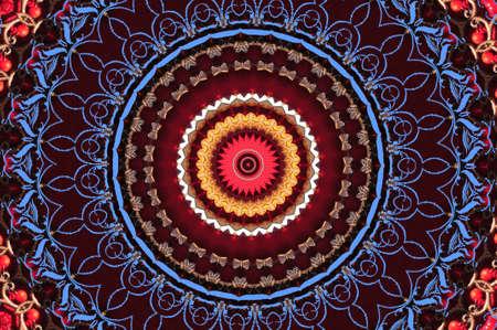 mhendi: oriental ornament