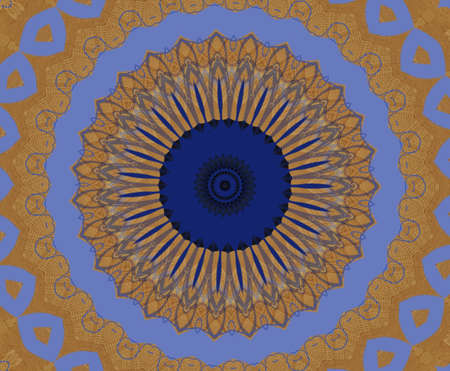 d       cor: blue and yellow pattern