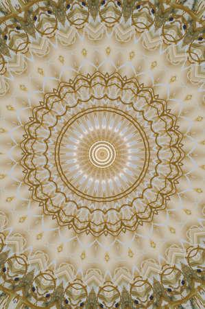 golden ornament retro Stock Photo - 16411738