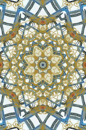 cupola: oriental ornament