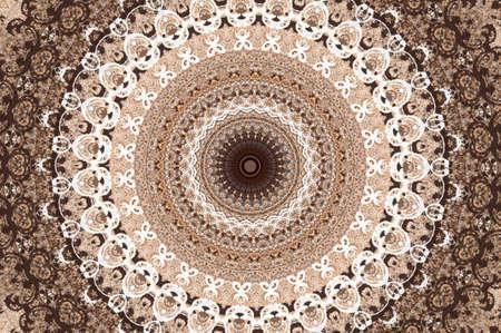 Oriental decoration  Zdjęcie Seryjne