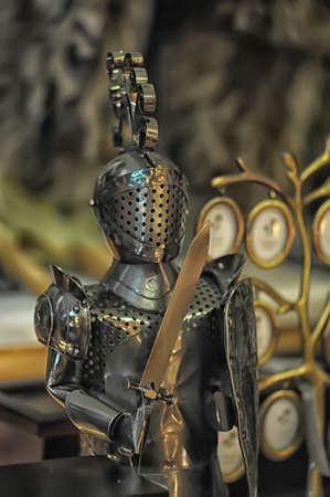 medieval knight Stock Photo - 17510505