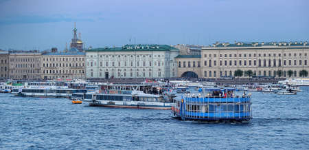 neva: Navigation on the Neva Editorial
