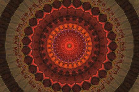 frizz pattern: ethnic ornament