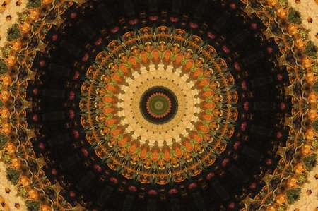 etno: ethnic ornament