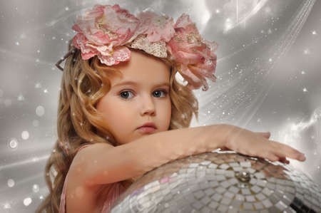 endearing: Bright Eyed Little Girl