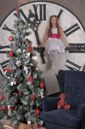 in anticipation of Christmas Stock Photo - 17899294