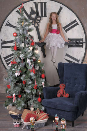 in anticipation of Christmas Stock Photo - 17899297